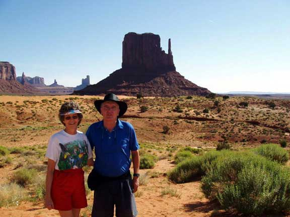 Monument Valley - June 2004