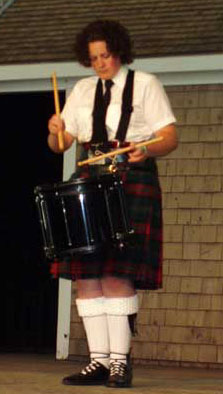 Drummer - College of Piping